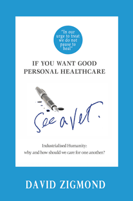 If you want good personal healthcare front cover
