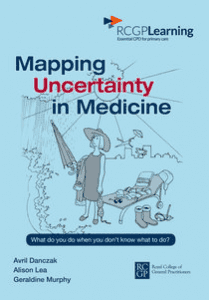 Mapping Uncertainty in Medicine front cover
