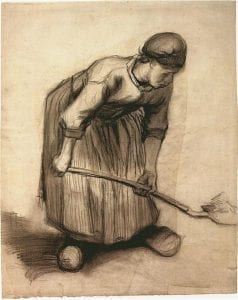 Peasant-Woman-Digging