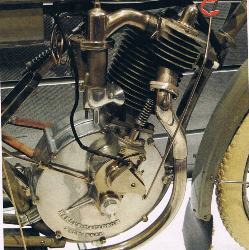 classic motorcycle engine