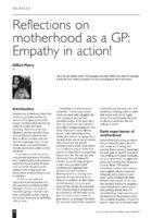 13.1.4 Reflections on Motherhood