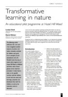 14.1.6 Transformative Learning in Nature