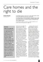 12.2.7 care homes and the right to die